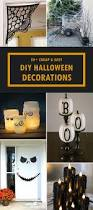 home made holloween decorations cheap and easy diy halloween decorations