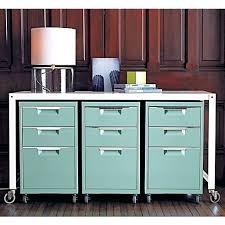 Diy Desk With File Cabinets Desk Desk Filing Cabinet Ikea Desk File Cabinets