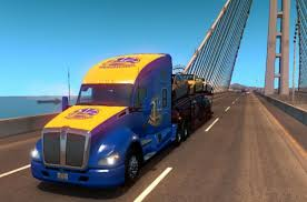 golden trucks golden state warriors skin kenworth t680 mod american truck