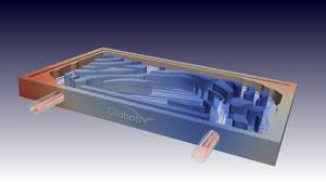 Sink Design by Generative Heat Sink Design For Igbt Cooling Youtube