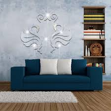 Fashion Home Decor by Mirror Decals Home Decor Full Image For Fashion Circles Mirror