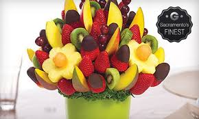 fresh fruit arrangements fresh fruit arrangements edible arrangements roseville groupon