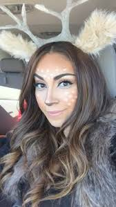 deer costume the accessory for your deer costume brown one size fits