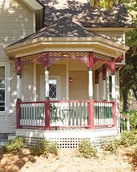 victorian porch victorian porch milwaukee by klassen