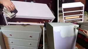 Upcycled Filing Cabinet How To Upcycle Furniture Chest Of Drawers Youtube