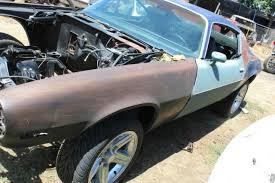 1973 chevy camaro z28 for sale no reserve 1973 chevy camaro split bumper rs ss z28 project 70 71