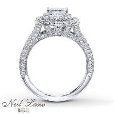 neil engagement side view neil engagement rings sideview bling