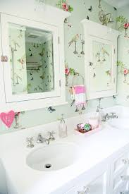 Cool Powder Rooms Bathroom Unique Bathroom Wallpaper Airmaxtn