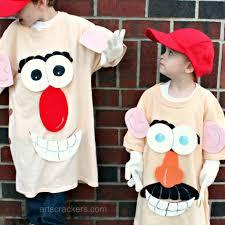 Potato Head Halloween Costume Family Halloween Costume Ideas