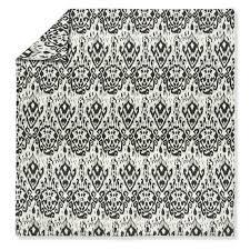 Williams Sonoma Bedding Printed Ikat Sateen Bedding Sale Williams Sonoma