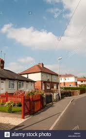 1950s homes council houses stock photos u0026 council houses stock images alamy