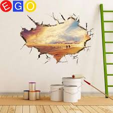 Home Decoration Wall Stickers 21 Best 3d Home Decoration Wall Stickers Bedroom Living Room Study