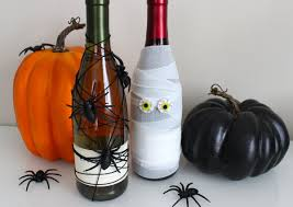 halloween decorations potion bottles diy halloween wine bottle centerpieces youtube
