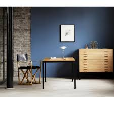 Student Desk With Drawers by Poul Kjaerholm Pk52a Student Desk Carl Hansen And Son Modern