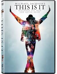 michael jackson this is it the on dvd and photo