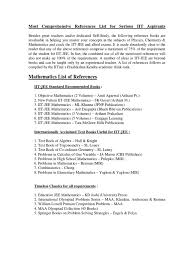 books list pdf physics u0026 mathematics mathematics