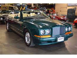 bentley azure 2015 1997 to 1999 bentley azure for sale on classiccars com 2 available