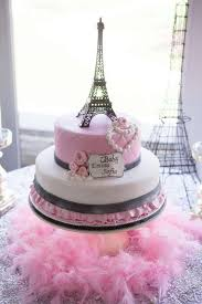 eiffel tower decorations cake with eiffel tower decor