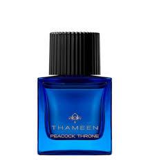 Parfum Treasure treasure collection â peacock throne â maison de parfum