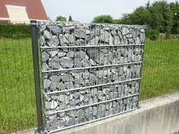 Occultation Grillage by Gamme Gabions Pallas Grillages Wunschel