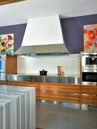 Retro Kitchen Design Ideas by Purple Kitchens Design Ideas Zamp Co