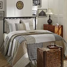 bedding and bath country and primitive style bedding quilted
