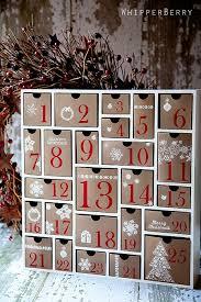 christmas advent calendar 28 profoundly diy christmas advent calendars