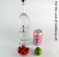 cocktail recipes vodka vodka cran raspberry sparkling water for the love of cooking