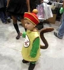 Super Saiyan Costume Halloween Dragon Ball Anime Series Dragon Ball Cosplay