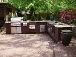 modular outdoor kitchen islands outdoor kitchen astounding not bad house with img zp along with