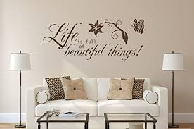 wandsprüche wohnzimmer braun möbel wandtattoo bilder günstig kaufen bei