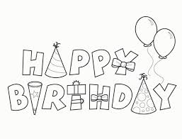 disney happy birthday coloring page tolf 39s first birthday with