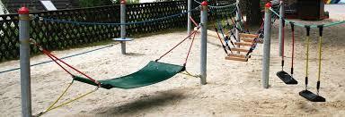 rubber hammock for robinia posts huck