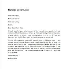 free printable cover letter 28 images nursing cover letter