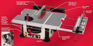 jet benchtop table saw jet 708315btc jbts 10bt 3 15 amp benchtop table saw power table