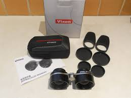 astromart classifieds binoculars vixen sg 2 1x42 fmc like new
