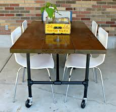 Patio End Table Plans Free by 12 Free Dining Room Table Plans For Your Home