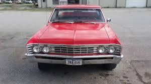 New Chevrolet El Camino 3 500 Hauler 1967 Chevrolet El Camino