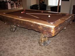 American Pool Dining Table Custom Pool Tables Custommade Com