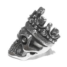 ladies motorcycle gloves limited edition silver crowned men u0027s skull ring