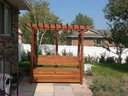 Backyard Arbors Backyard Arbor Bench By Josh Lumberjocks Com Woodworking