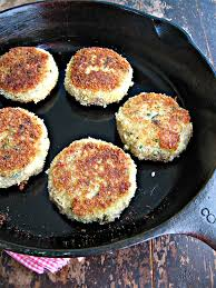 guest post wild mushroom u0026 asiago risotto cakes by sweet sugar