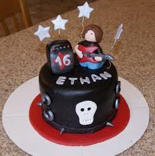 rock n roll cakes for 16 yrs old twins cakecentral com