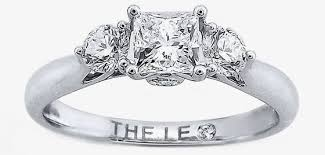 rings large stones images Selecting your side stones for an engagement ring jewelry wise jpg
