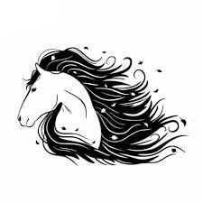 beautiful horse wall sticker i love cat socks beautiful horse wall sticker