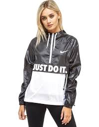 nike just do it packable jacket jd sports