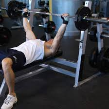 Bench Press Wide Or Narrow Grip Wide Grip Barbell Bench Press Exercise Videos U0026 Guides
