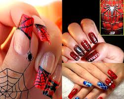 chic yet creepy nail art ideas for halloween fest