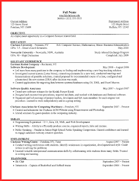 how to write a resume exles employers association of nj poor resume exles good resume format