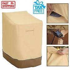 Waterproof Patio Chair Covers Outdoor Patio Chair Covers Ebay
